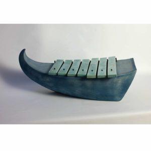 Barque bleue du Sud – Marimba