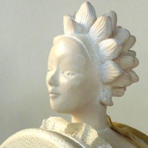 Madame Tambour -Tambour hochet